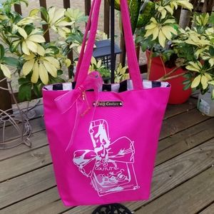 Hot Pink 💖 JUICY COUTURE Tote 🛍